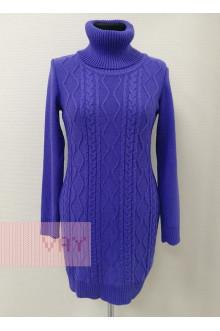 Туника женская 182-4795 Фемина (Фиолетовый)