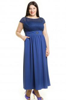Платье 501 Luxury Plus (Cапфировый)