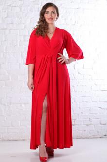 Платье 078403 ЛаТэ (Красный)