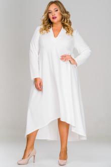 Платье 1517306 ЛаТэ (Белый)