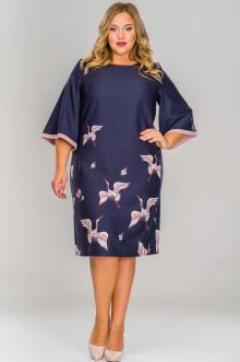 Платье 1513006 ЛаТэ (Мультиколор)