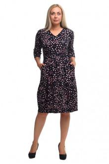 """Платье """"Олси"""" 1705060/2 ОЛСИ (Розовый)"""
